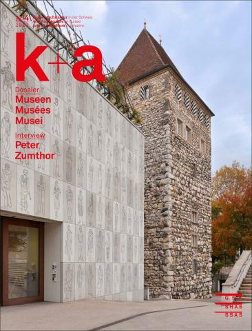 k+a 2017.4 : Museen | Musées | Musei